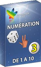 NUMÉRATION DE 1 A 10