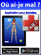 Application pour tablettes Android et Ipad